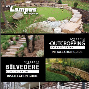 Outcropping Install